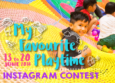 My Favourite Playtime Instagram Contest