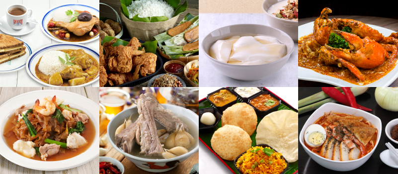 Flavours of Singapore: Top 8 Favourite Local Dishes