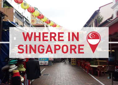 Where in Singapore?
