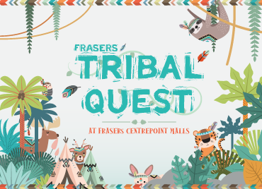 Get ready for instant rewards with<br>Frasers Tribal Quest!