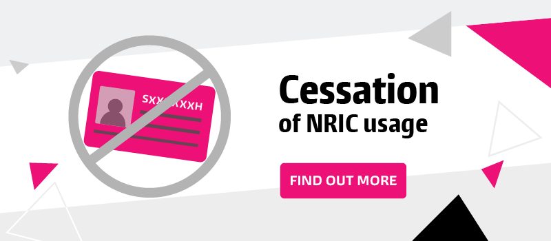 Cessation of NRIC Usage for Frasers Experience Members